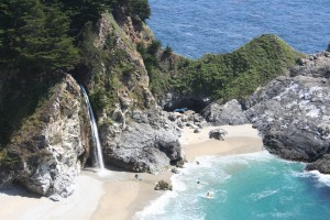 Julia Pfeiffer Burns McWay Falls