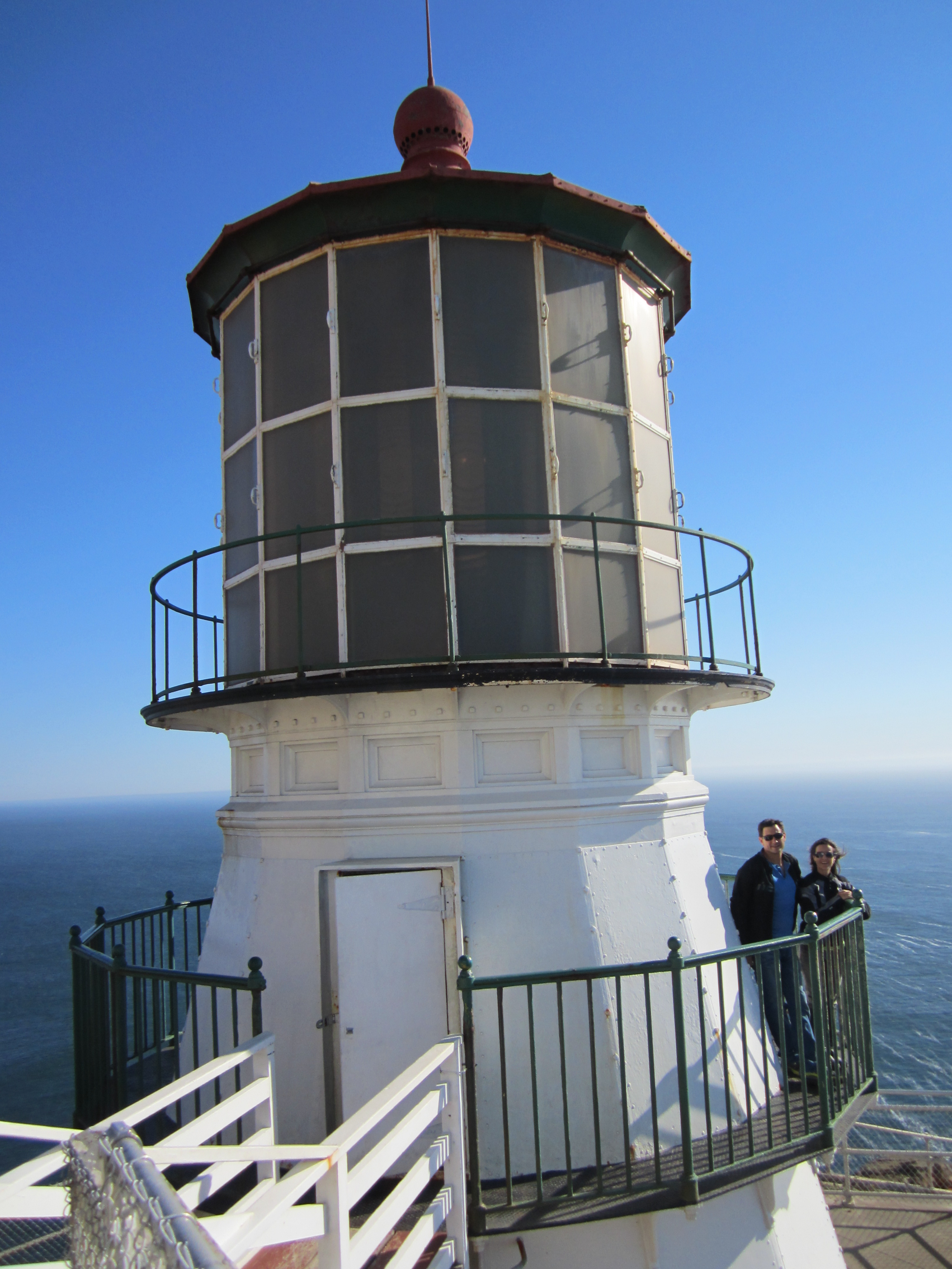 TwoUp @ Point Reyes Light House