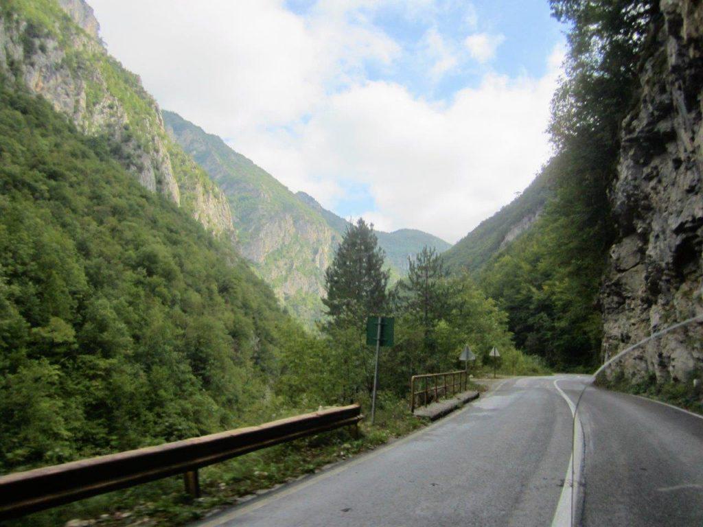Tara River Road