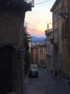 Bergamo, Italy Street View