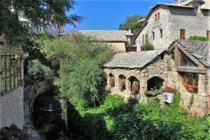 Stone Buildings Best of Mostar