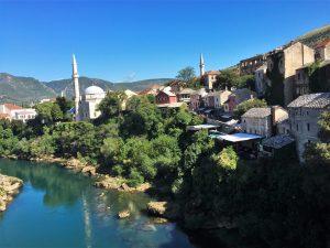 Mostar Minarets Best of Mostar