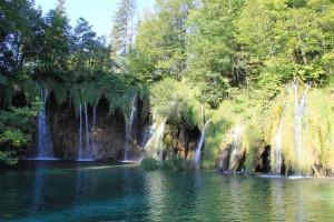 8 gentle falls - Plitvice