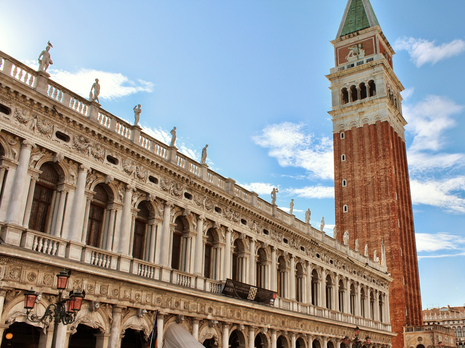 San Marco Campanile (Bell Tower) in Venice