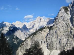 Triglav NP Mountain Vistas