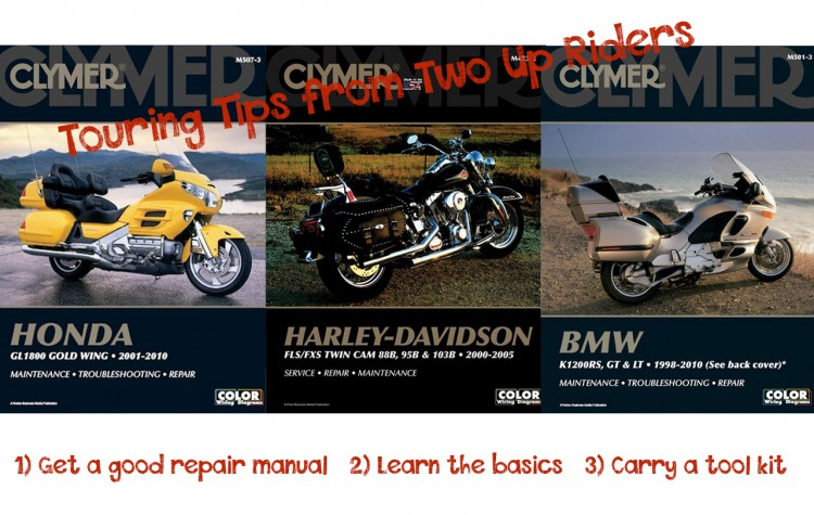 3 Motorcycle Touring Mechanical Tips