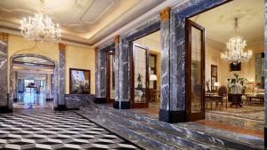 Lobby Venice SPG Hotel Europa
