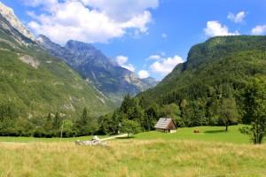 Soča Valley Hut in Triglav NP