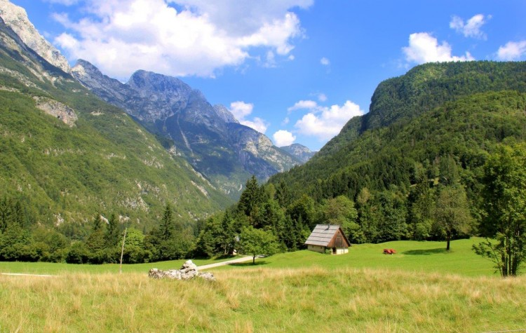 Soča Valley Hut in Triglav NP