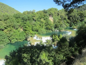 Karst Waterfalls and Lakes of Krka National Park