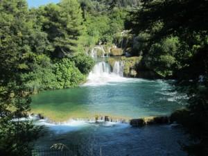 Krka National Park Karst Waterfalls and Lakes