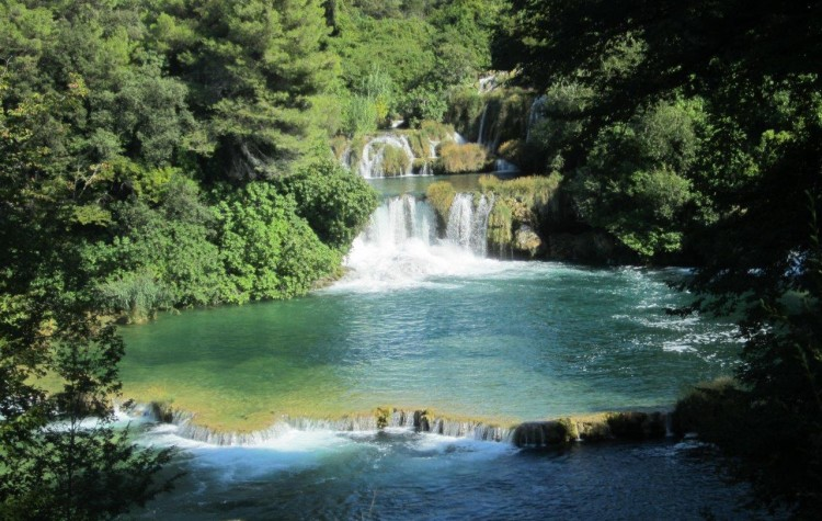 Krka National Park Karst Waterfalls and Lakes