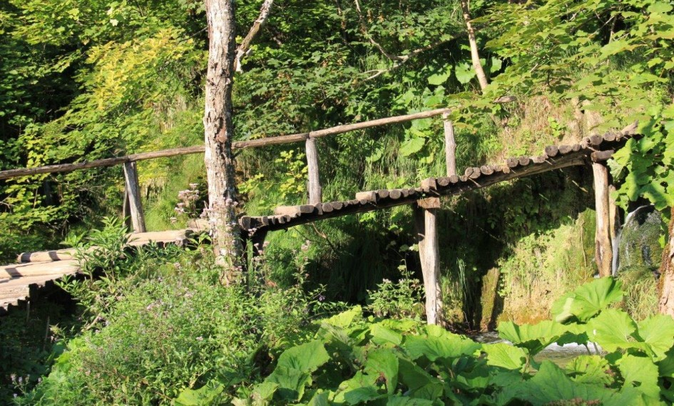 Hiking Trails of Plitvice National Park
