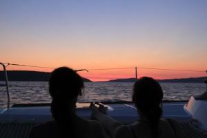 The Girls Sailing the Adriatic - Cruising Croatia via Catamaran