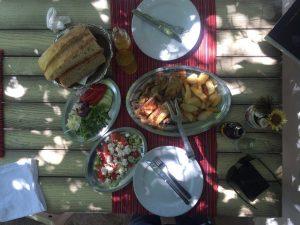 Lamb & Potatoes Bosnian Food