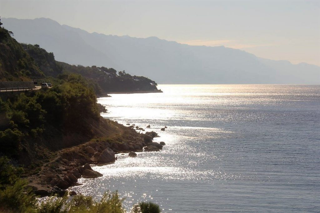 Rugged Dalmatian Coast