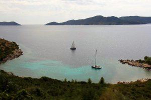 Dalmatian Coast View