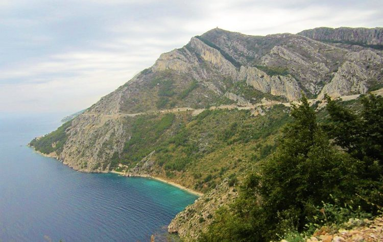 Scenic Dalmatian Coast