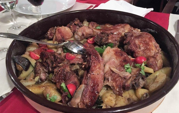 Peka a Traditional Meal of Croatia