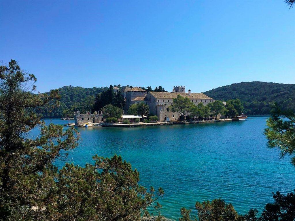 Mljet Monastery Croatia