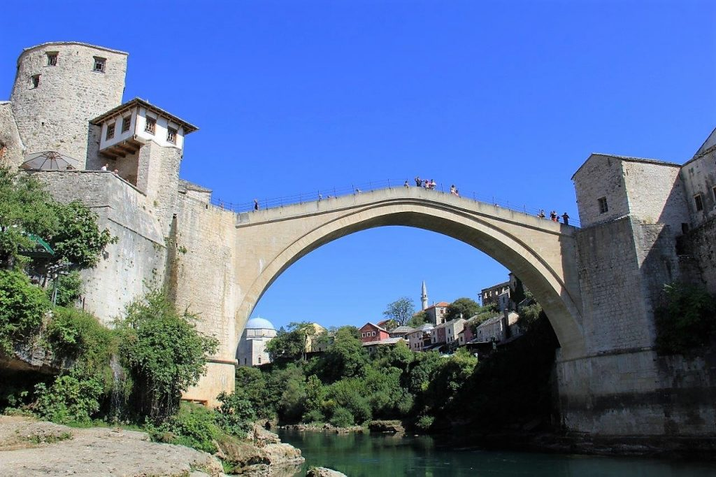 Mostar Bridge Stari Most