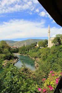 Mostar at Neretva River Best of Mostar