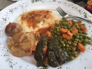 Mixed Plate Mostar Bosnian Food