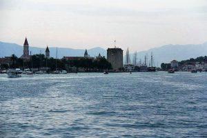 Trogir Croatia Dusk