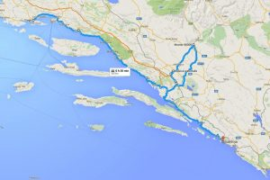 Trogir to Mostar to Dubrovnik