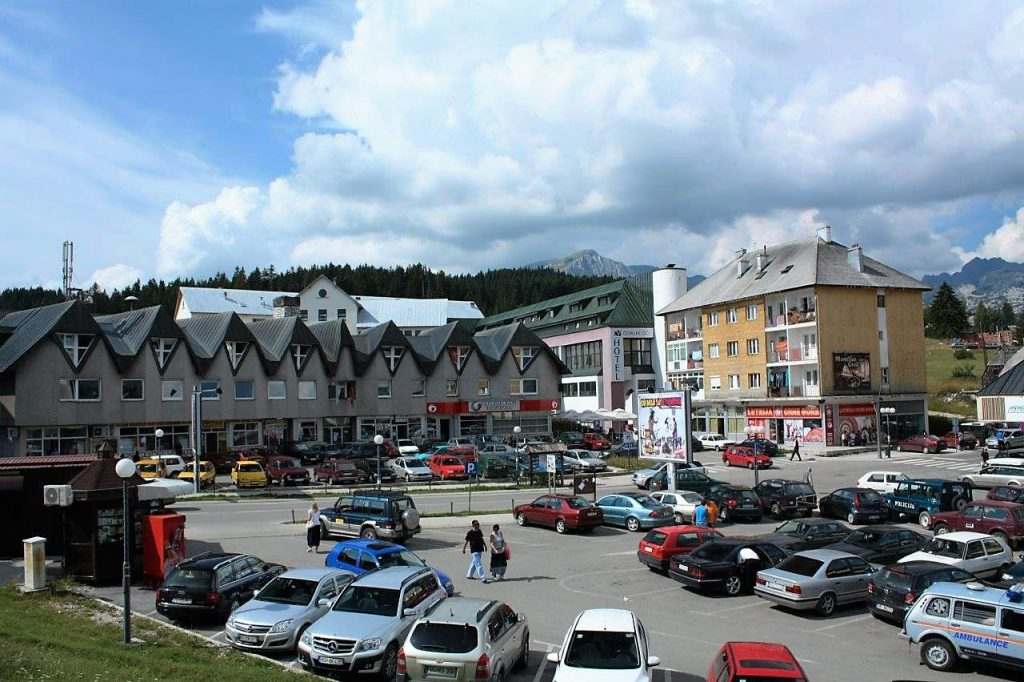 Town Center Zabljak