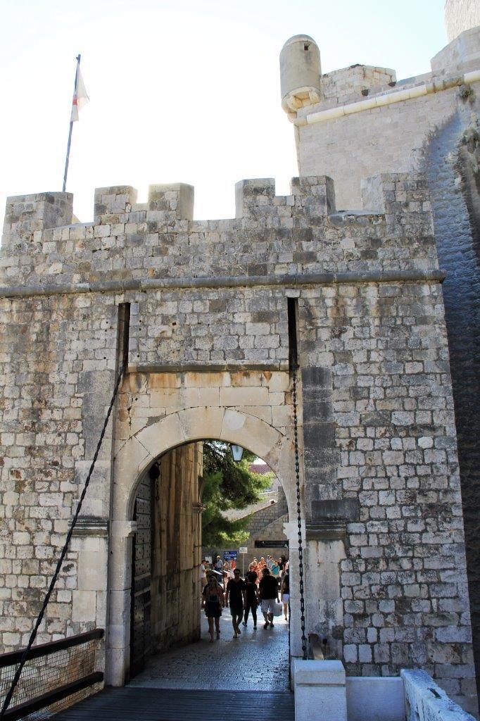 Dubrovnik Ploče Gate