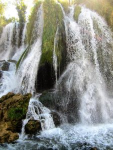 Kravice Falls Croatia