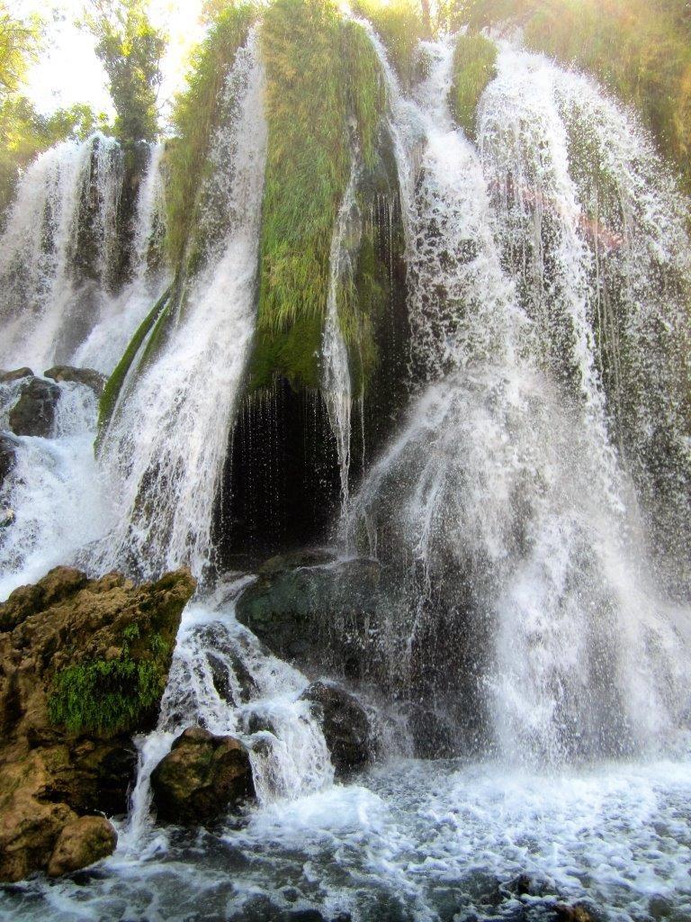 Kravice Falls Croatia