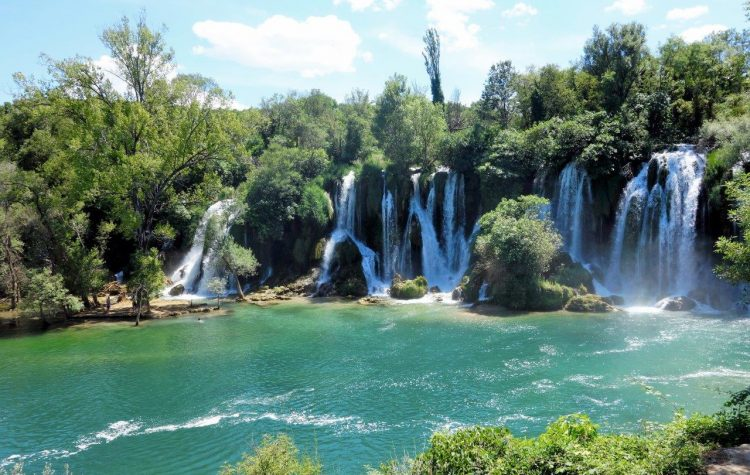 Croatia - Kravice Falls