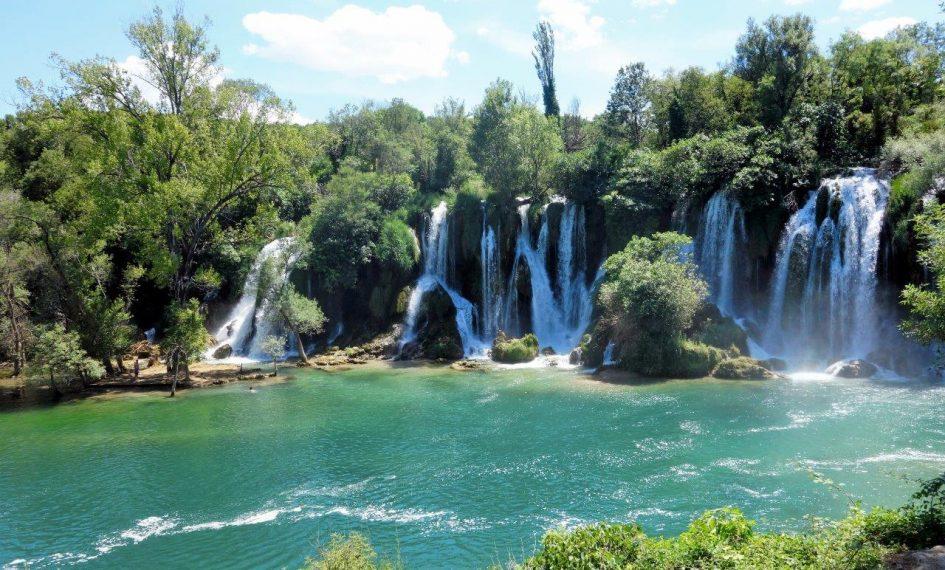 Croatia - Kravice Falls