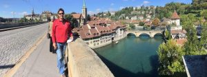 Aare River and Bern