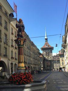 Bear Statue in Bern