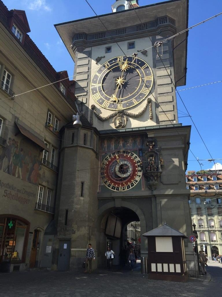Astronomic clock Bern