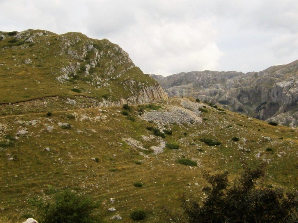 Mountains of Durmitor National Park