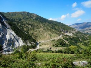 Albanian Roads Balkan Mountain Passes