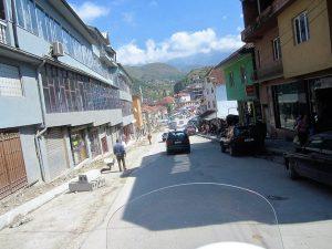 Peja Kosovo Balkan Mountain Passes