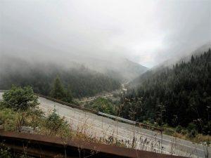 Driving into Kosovo