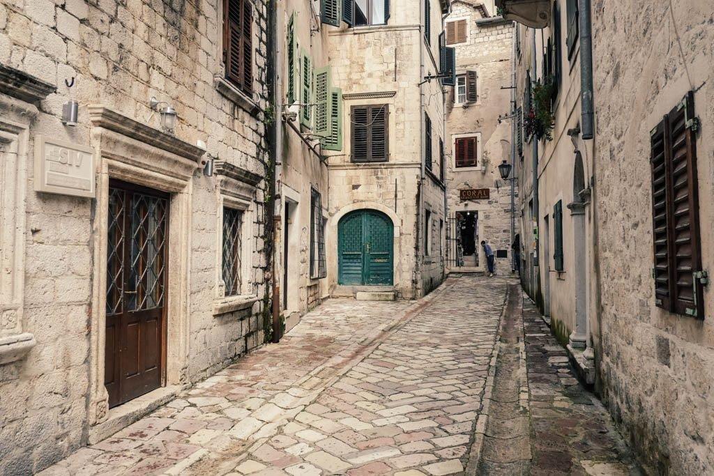 Gorgeous old town Kotor