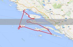 Sailing the Dalmatian Coast, Croatia Island Cruise: Trogir, Vis, Mljet NP, Korčula. Hvar, Brač, Trogir