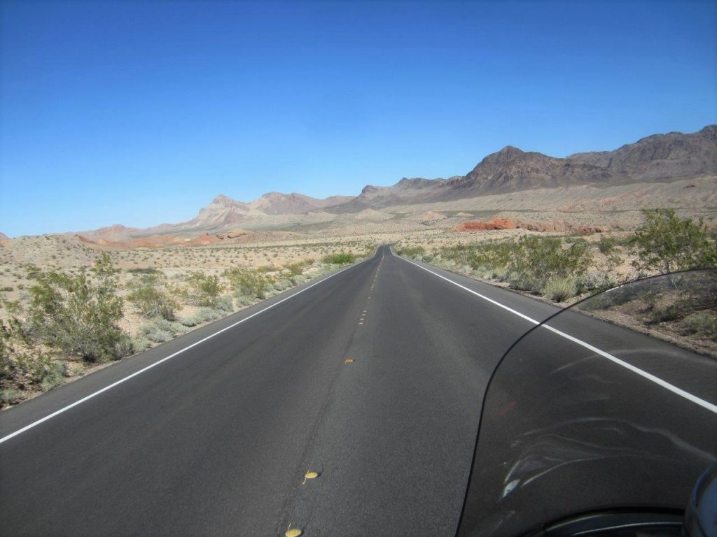 Scenic Route 167 Nevada