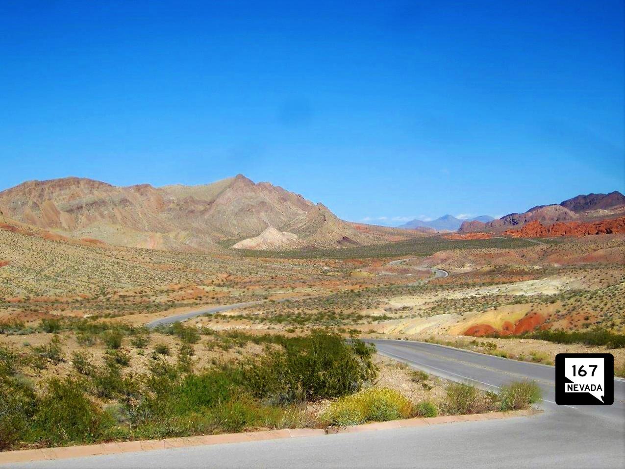 SSR 167 Clark County Nevada