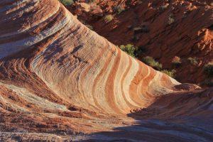 Sandstone bedding