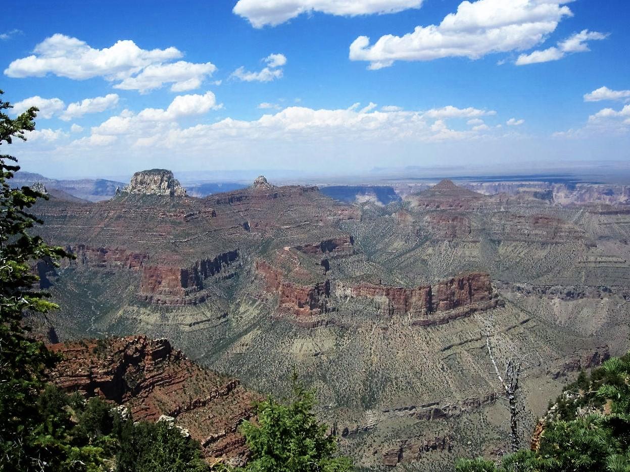 North Rim Grand Canyon