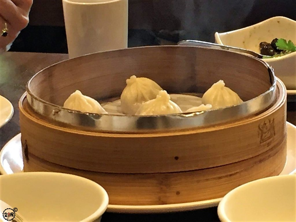 Delectable dumplings