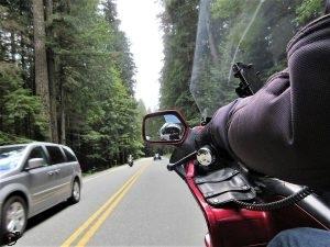 Riding Hwy 4